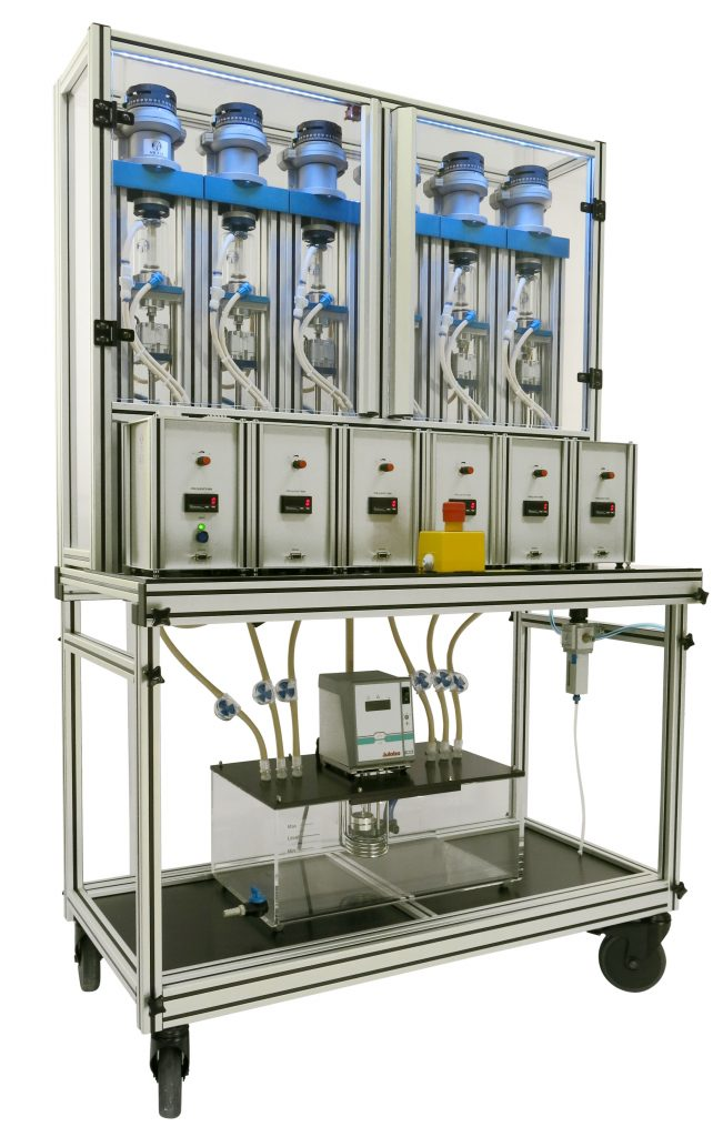 Medicated Chewing Gums - AB FIA - Laboratory equipment